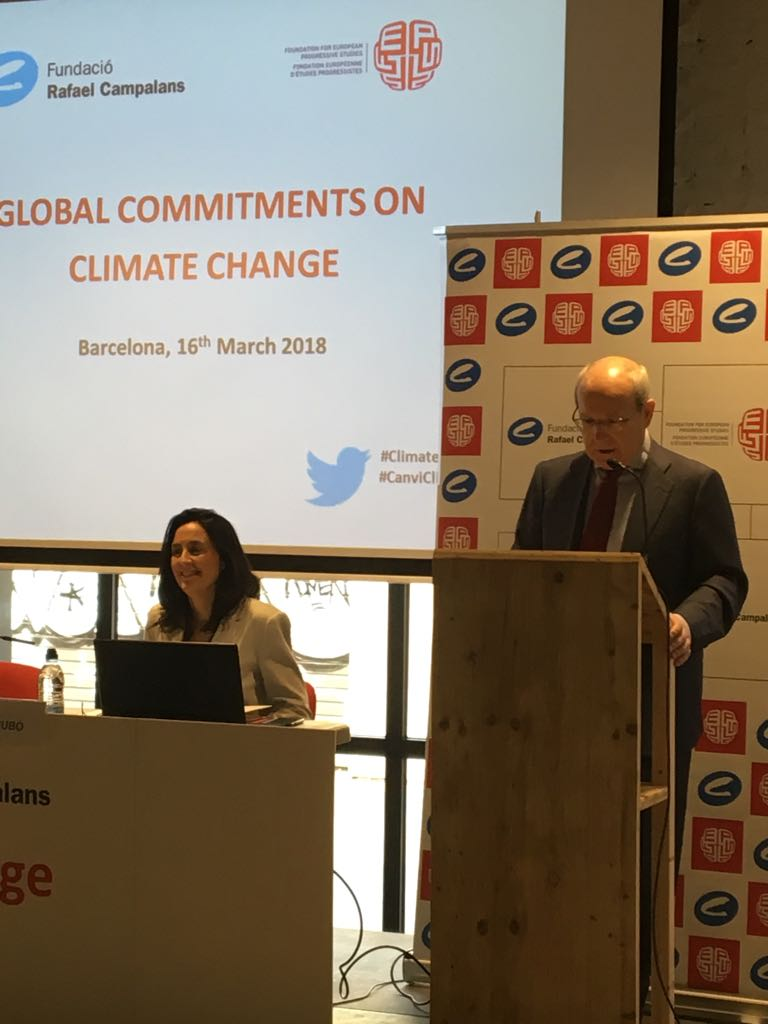 Global Commitments On Climate Change